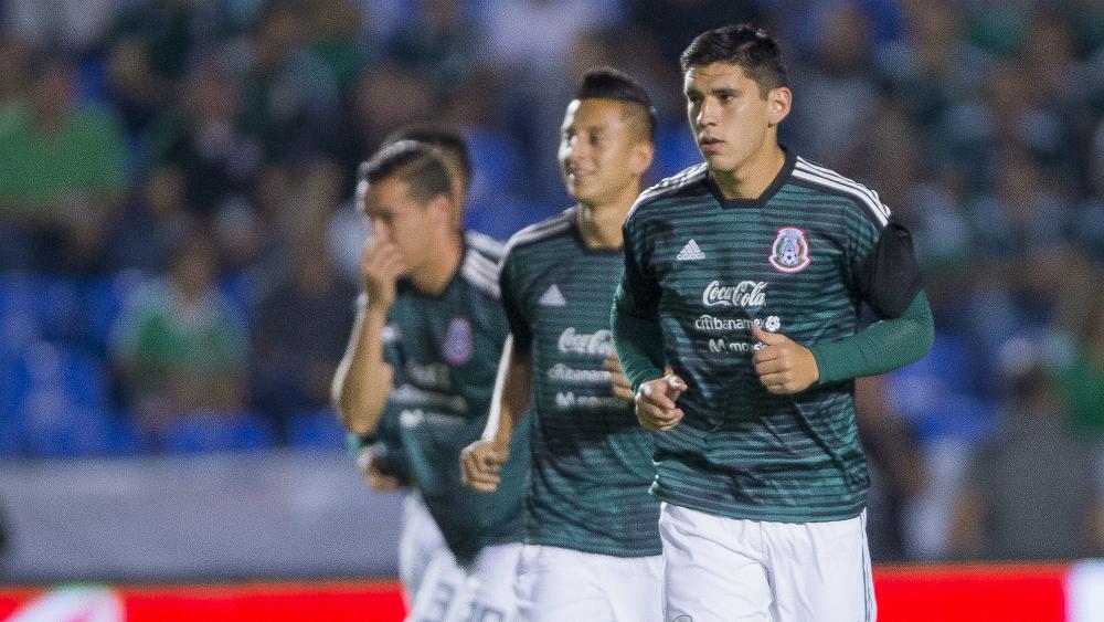 El Cata Domínguez es convocado a la selección mexicana