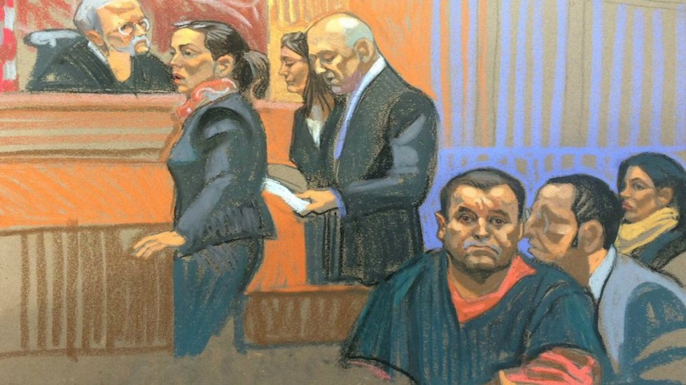 Hermano del 'Mayo' Zambada testifica contra 'Chapo' Guzmán en juicio