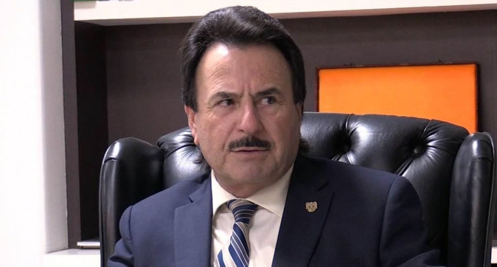 Alcalde de Tijuana exige apoyo federal por crisis migratoria - Juan Manuel Gastélum, alcalde de Tijuana. Foto de Frontera