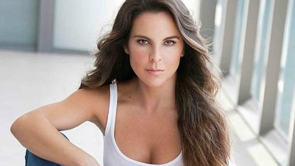 Kate del Castillo aparecerá en la revista Playboy - Foto de Internet