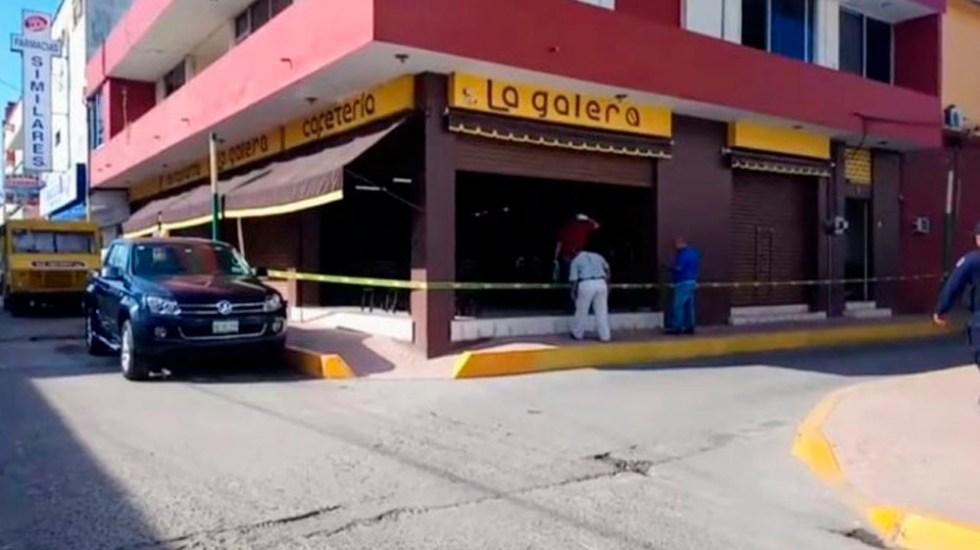 Matan a dirigente municipal del PVEM en Veracruz - Foto de Quadratín