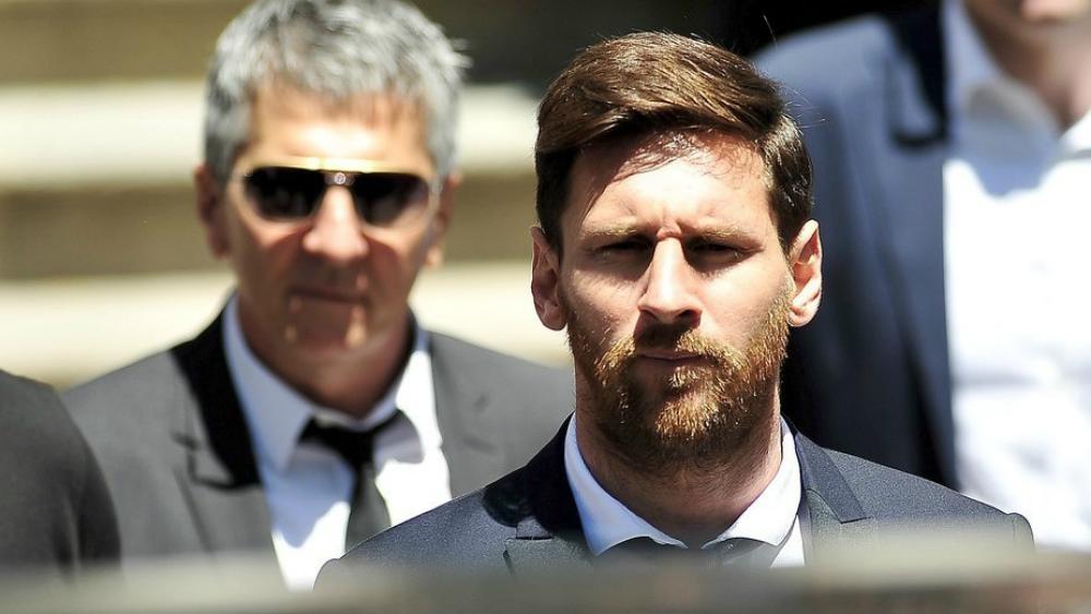 Imputan a Messi por presunto lavado de dinero - Foto de Clarín