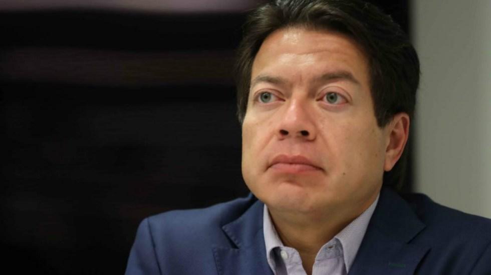 Asumiremos la propuesta de AMLO sobre Guardia Nacional: Mario Delgado - Guardia Nacional Mario Delgado aplaudio la jurisprudencia sobre la mariguana