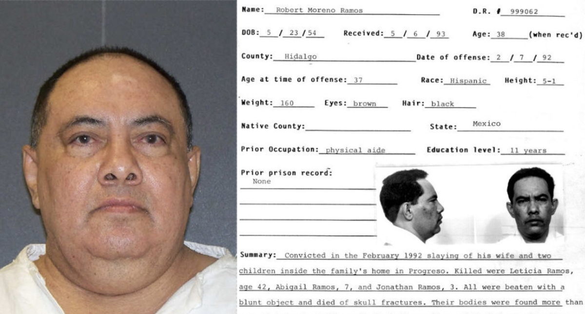 Roberto Moreno, el mexicano que será ejecutado en Estados Unidos