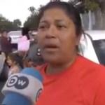 #Video Migrante se disculpa por comentarios sobre los frijoles - Captura de pantalla