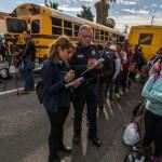 Más de mil 500 migrantes de la caravana llegan a la frontera con EE.UU. - Foto de La Jornada