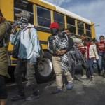 Baja California pide recursos para atender a migrantes - Foto de Notimex