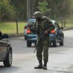 Amnistía Internacional pide evitar mayor militarización en México - Foto de Notimex