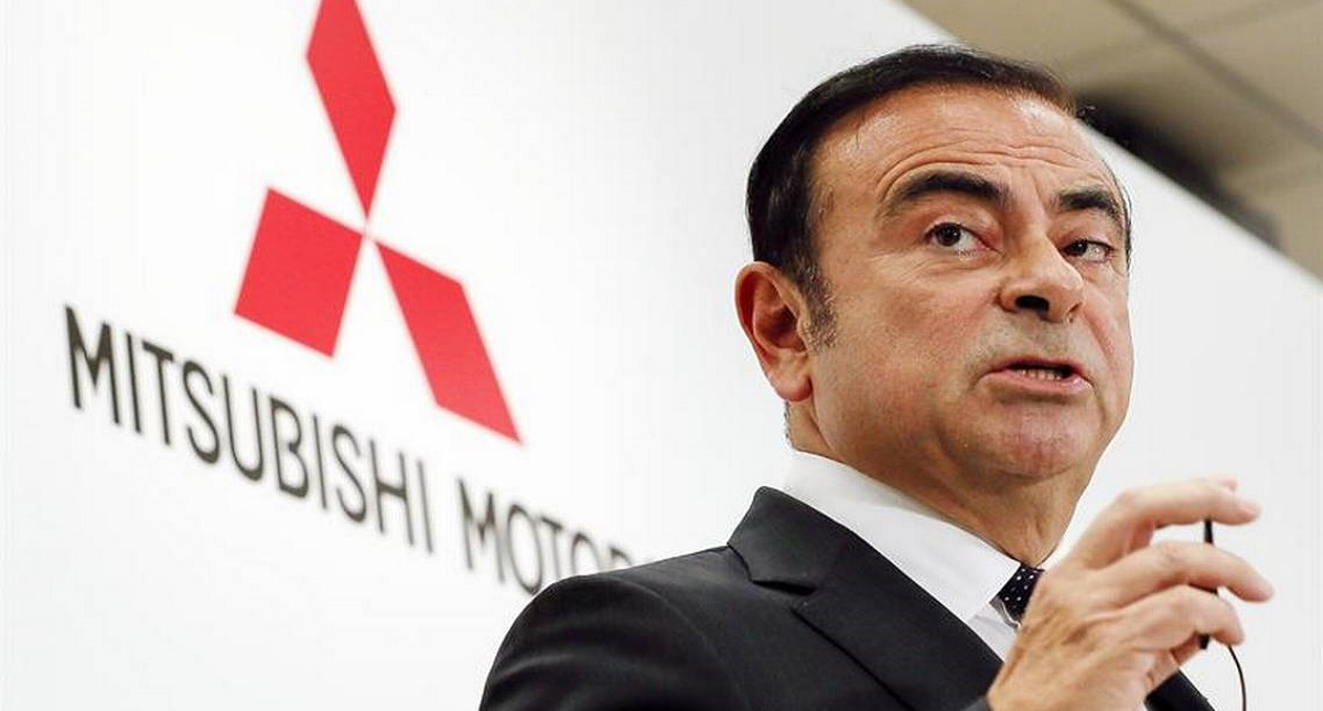 Mitsubishi Motors despide a su presidente