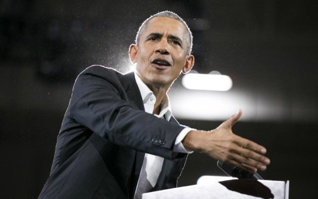Obama cuestiona advertencias de Trump sobre migrantes - obama ataca a trump por crisis migrante