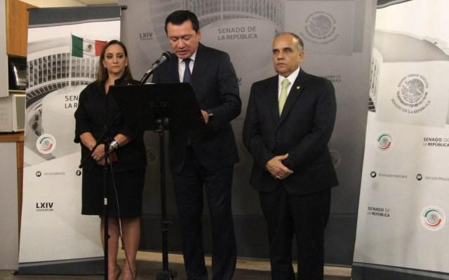 PRI se pronuncia contra reformas a la Ley de Administración Pública Federal - Foto de @manuelanorve
