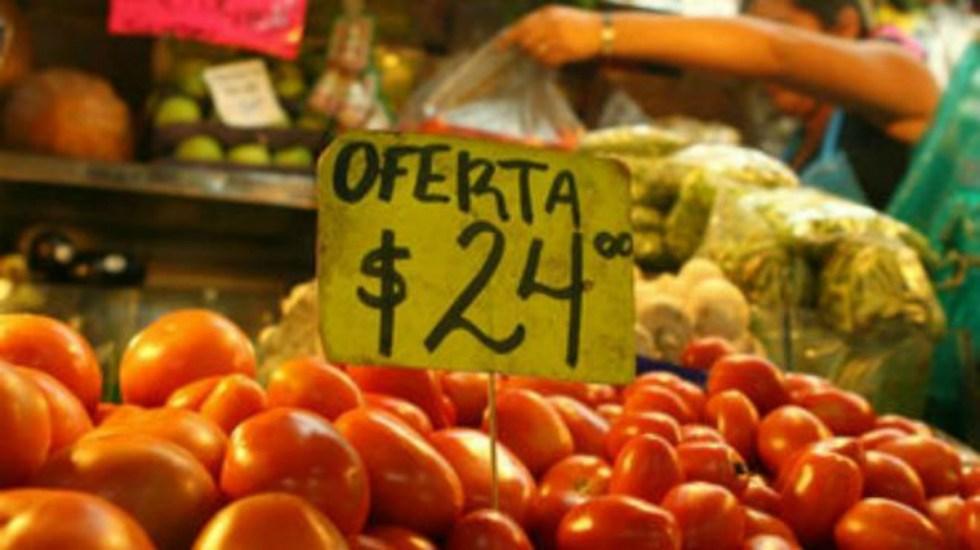 El jitomate sufre importante aumento de precio en todo el país - Aumenta el precio del jitomate