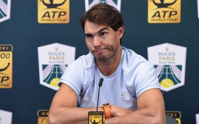 """""""Se tiene que dejar de decir la 'Davis de Piqué'"""": Rafa Nadal - Foto de AFP"""