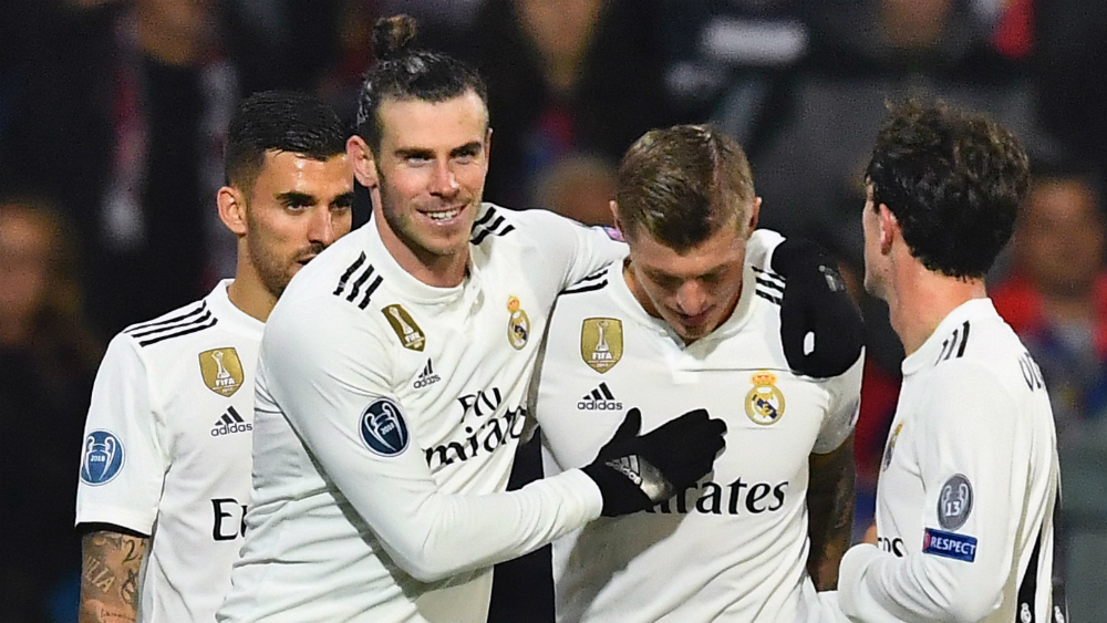 Real Madrid, Roma, City y Bayern muy cerca de octavos en Champions. Noticias en tiempo real