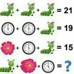 #RetoViral ¿Puede resolver este problema matemático?