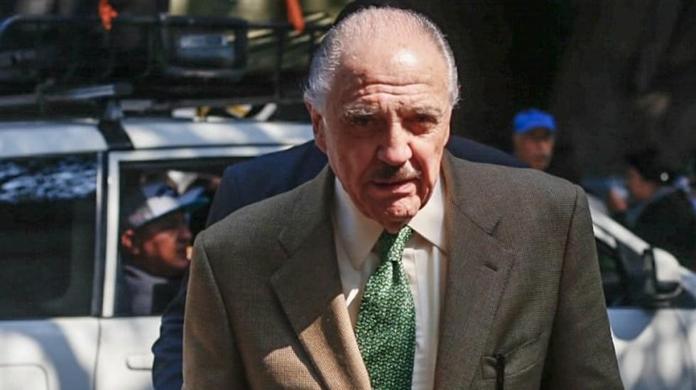 Riobóo rechaza conflicto de intereses por elección de Yasmín Esquivel - Foto de Twitter