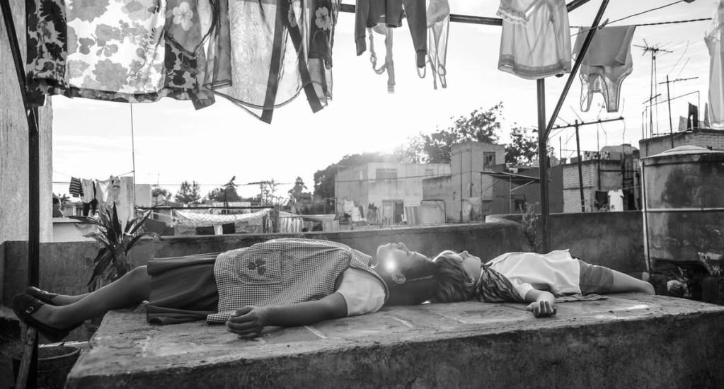 """""""Roma"""" es la mejor película de 2018: The Guardian - roma mejor película de 2018"""