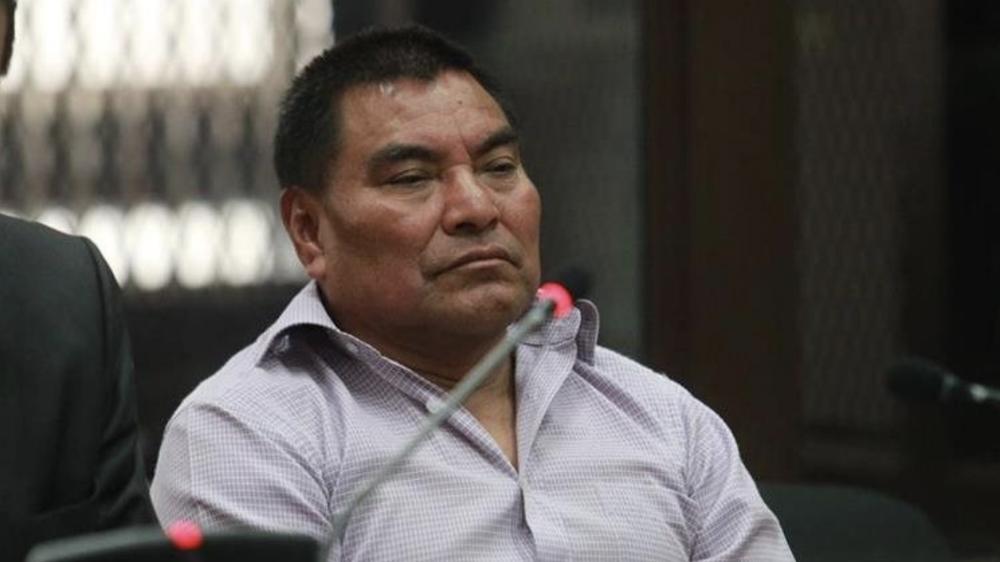 Sentencian 5 mil 160 años de prisión a militar guatemalteco