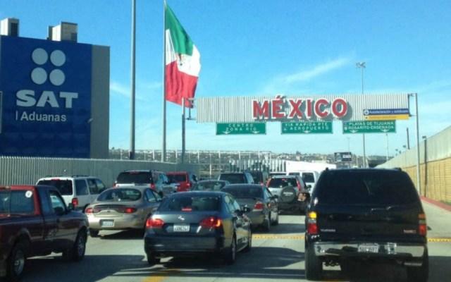 Permitirá SAT entrada libre de 500 dólares en mercancía a mexicanos - Foto de T21