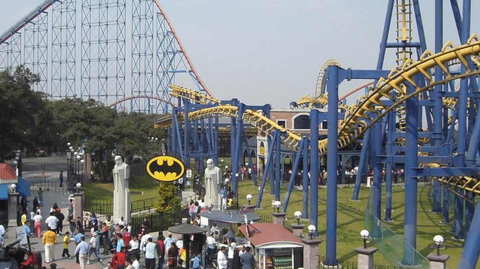 ¿Por qué Six Flags se llama así? - Foto de Get Your Guide