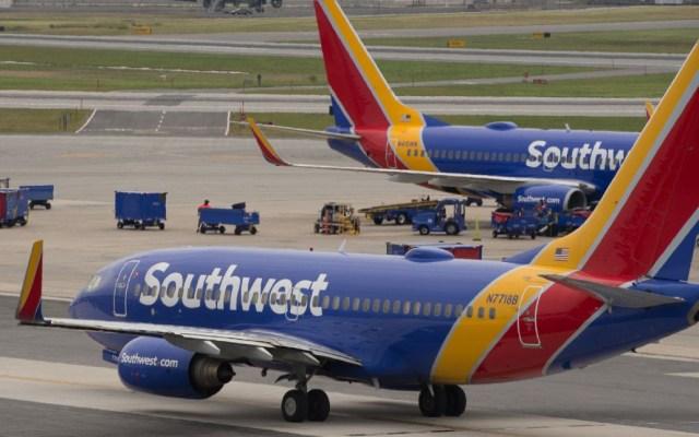 Empleado de Southwest se burla de nombre de niña - empleado de southwest se burla del nombre de una niña