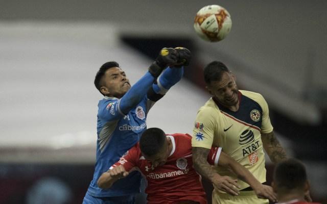 América empata con Toluca y amarra boleto a la liguilla - Foto de Mexsport