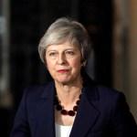 Theresa May descarta convocar un segundo referéndum sobre el Brexit - Foto de News.com.au