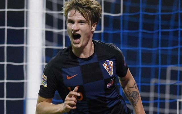 Croacia tumba a España y llega con vida al desenlace en Liga de Naciones - Foto de AFP