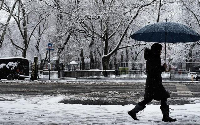 EE.UU. activa alerta de tormenta invernal para 80 millones de habitantes - Las autoridades de EE.UU. alertan por tormentas invernales. Foto de @Newsweek