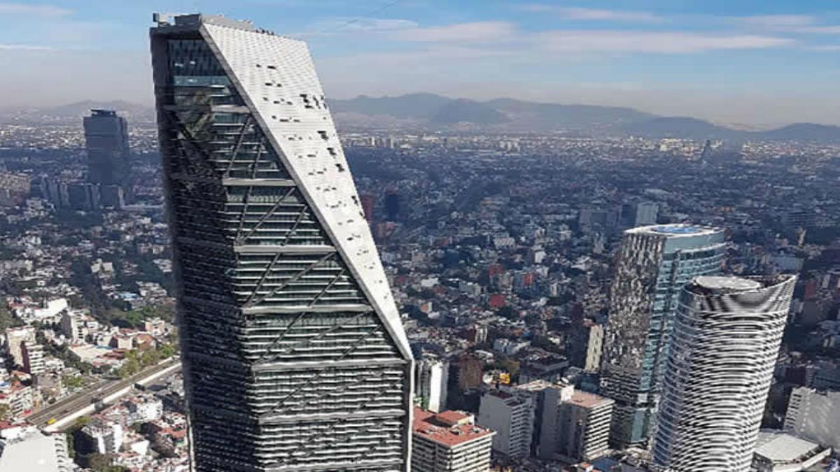 Torre Reforma en CDMX es reconocida por High Rise Award 2018