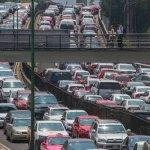 Califican a la CDMX como la ciudad con el peor tráfico del mundo - Foto de Milenio