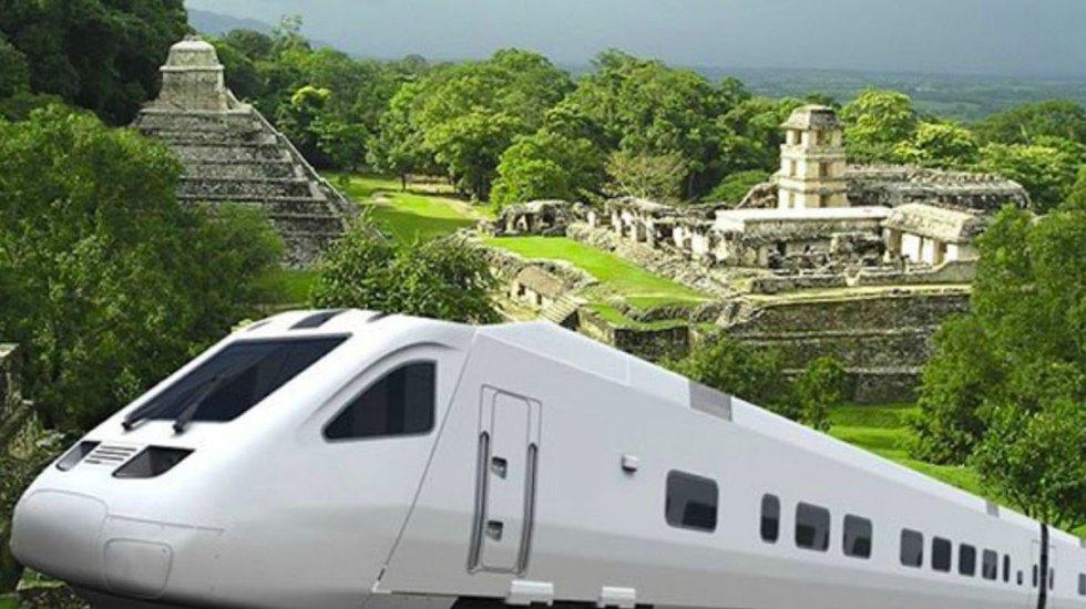 López Obrador verificará Tren Maya en visita a Yucatán y Quintana Roo - tren maya empresas mexicanas