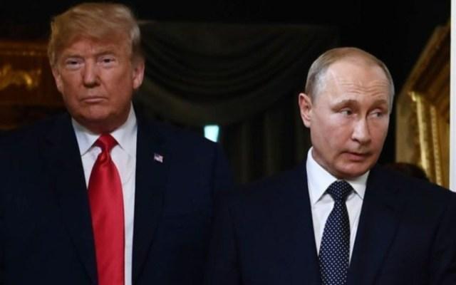 Donald Trump cancela reunión con Putin en Argentina - Trump cancela encuentro con Putin en Argentina