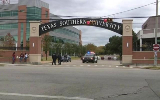 Amenaza de bomba obliga la evacuación de universidad en Houston - Foto de Click 2 Houston