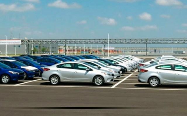 Aumenta ligeramente venta de autos en el país - aumenta ligeramente venta de autos nuevos