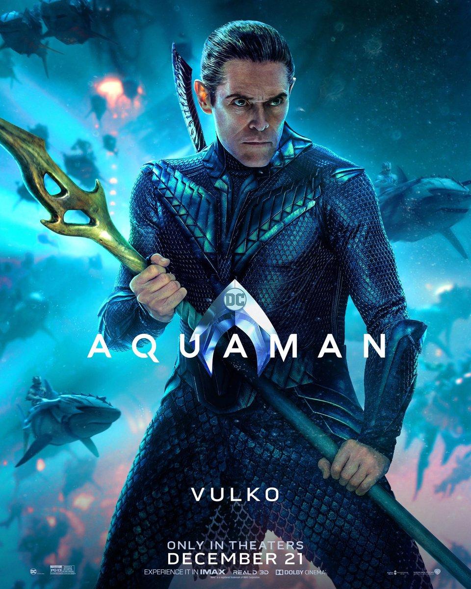 Vulko. Foto de Warner Bros Pictures