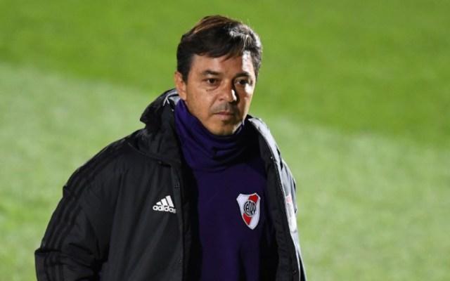 River Plate ratifica al entrenador Marcelo Gallardo - Foto de AFP