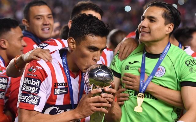Atlético San Luis vence a los Dorados de Maradona gana el Ascenso MX - Foto de Mexsport