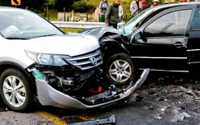 Accidentes automovilísticos aumentan 20 por ciento en diciembre - Foto de Internet