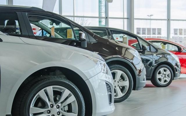 Noviembre rompe récord de venta de autos durante 2018 - Venta de autos en México decrece. Foto de internet