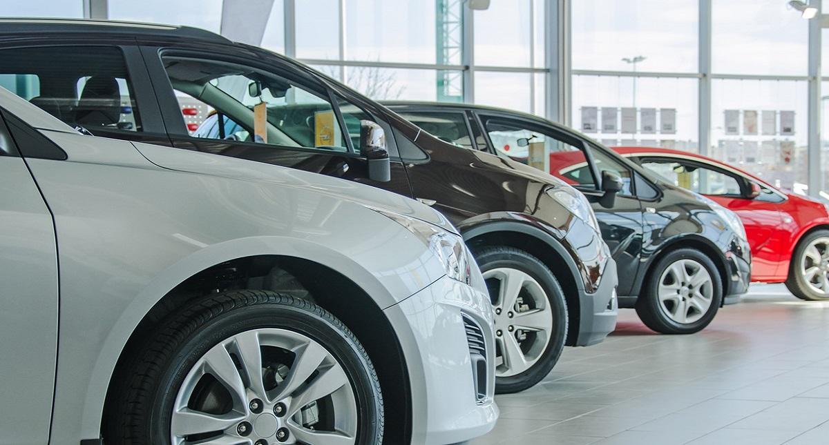 Venta de autos en México decrece. Foto de internet