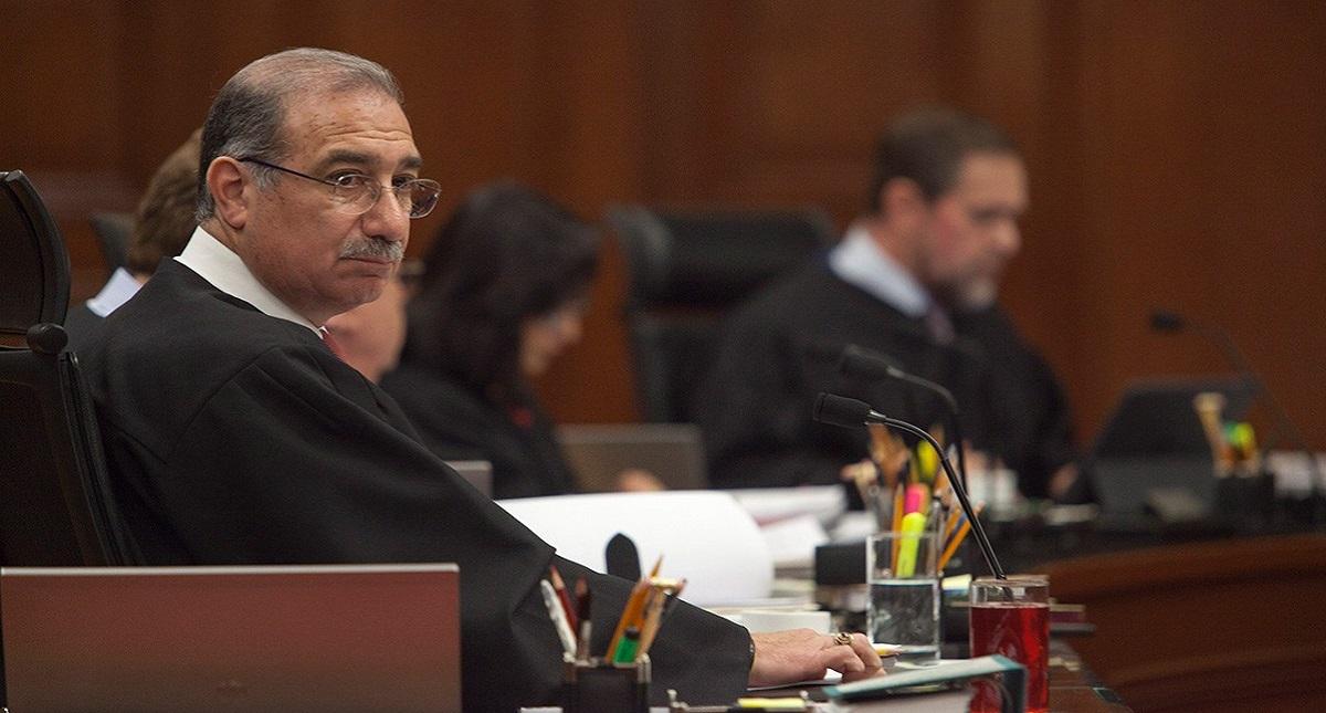 Ministro Alberto Pérez Dayán. Foto de Internet