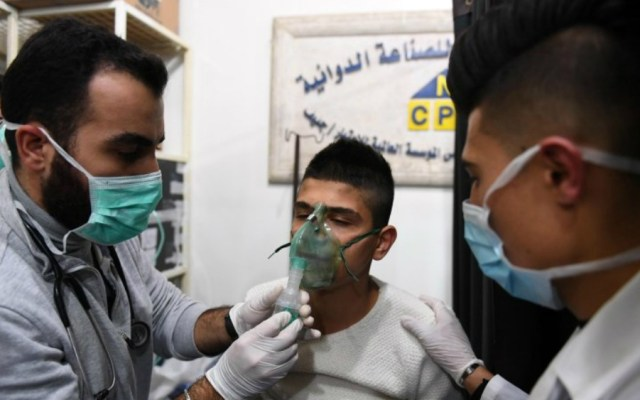 EE.UU. acusa a Rusia de ayudar a escenificar ataque químico para debilitar tregua en Siria - Foto de Reuters