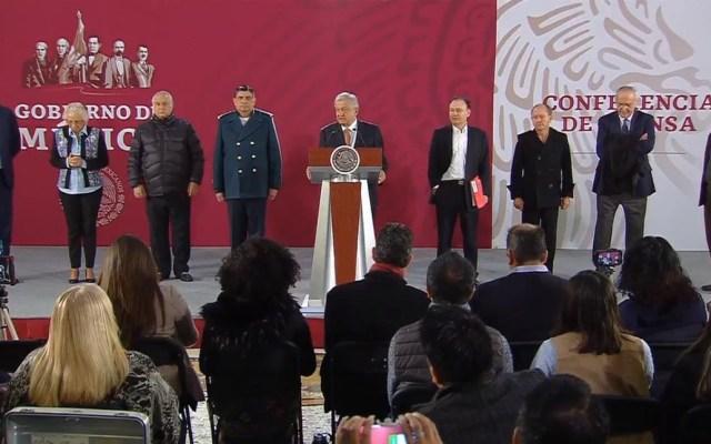 Los secretarios que han presentado su declaración patrimonial - AMLO estuvo acompañado de su Gabinete de Gobierno. Captura de pantalla