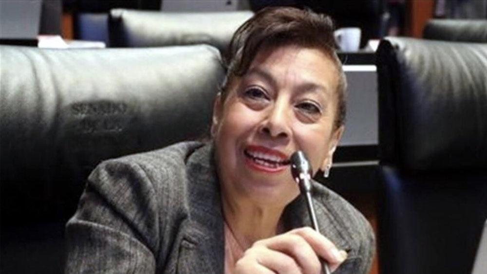 Muere la senadora Angélica García, fundadora deMorena - Foto Especial