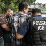 Estados Unidos deportó a más de 140 mil mexicanos en 2018 - Arresto de ICE. Foto de @wwwICEgov
