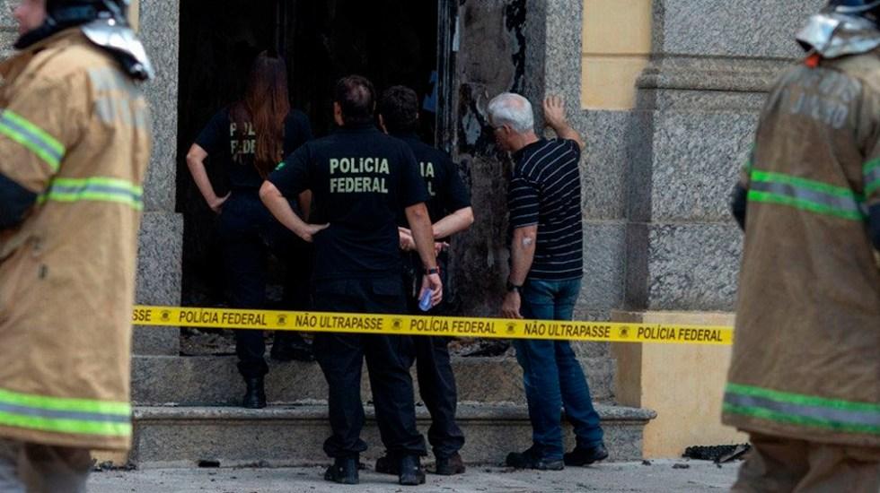 Intentos de asalto dejan al menos 11 muertos en Brasil - Foto de Twitter