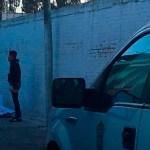 Asesinan a hombre en Tlalnepantla - Foto de @GaboOrtega73