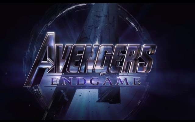 #Video Primer tráiler de Avengers: Endgame - Avengers End Game. Captura de pantalla