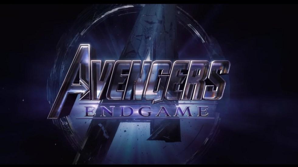 #Video Primer tráiler de Avengers: Endgame - Avengers End Game. Captura de pantalla